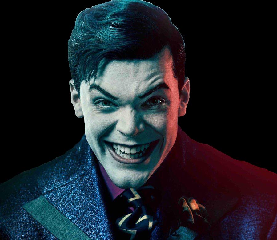 Gotham 2014 Joker Jeremiah Valeska Season 5 By Gabu9102 On Deviantart I think jerome and jeremiah valeska sounds a bit clunky. gotham 2014 joker jeremiah valeska