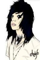 Andy Six Tablet Drawing 2 by xIch-brech-ausx