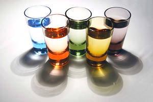 Colour Glass by LieToMe