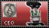 CEO Stamp by PrincessXAlfie