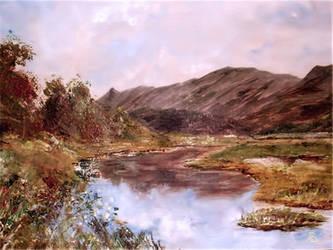 A Creek by vanndra
