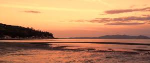 Sunset at Geoffrey