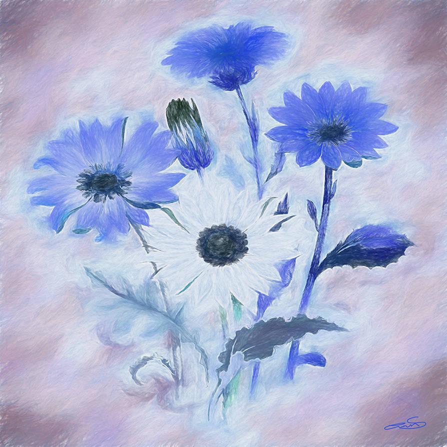 Flowers for Tara by vanndra
