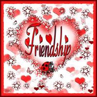 Valentine Day and Friendship by vanndra