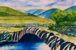 A Bridge by vanndra