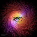 Eye of the Storm by vanndra