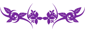 Divider-purple-2 by vanndra