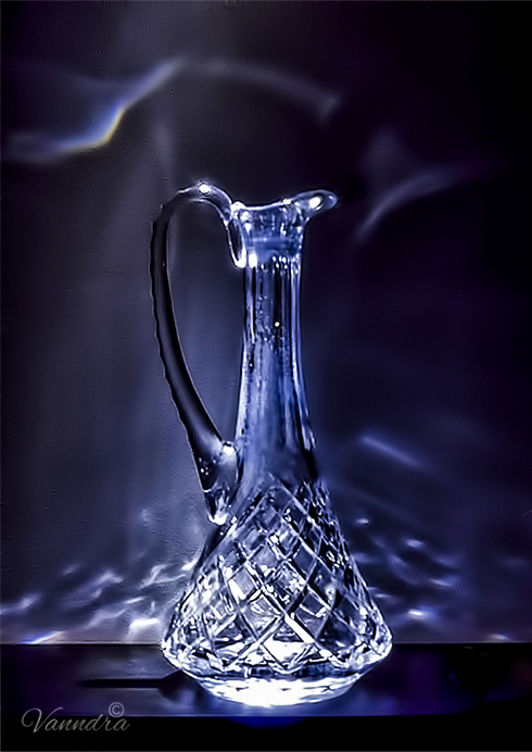 Sparkling Decanter by vanndra