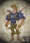 Joe Doogan Zombie Hunter 09
