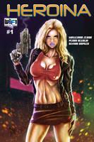 Heroina numero 1 tapa de Alvaro Dopazo by sapienstoonz