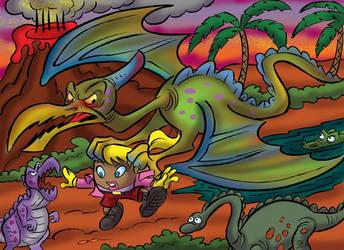 El libro de Mapu ilustra 1 by sapienstoonz