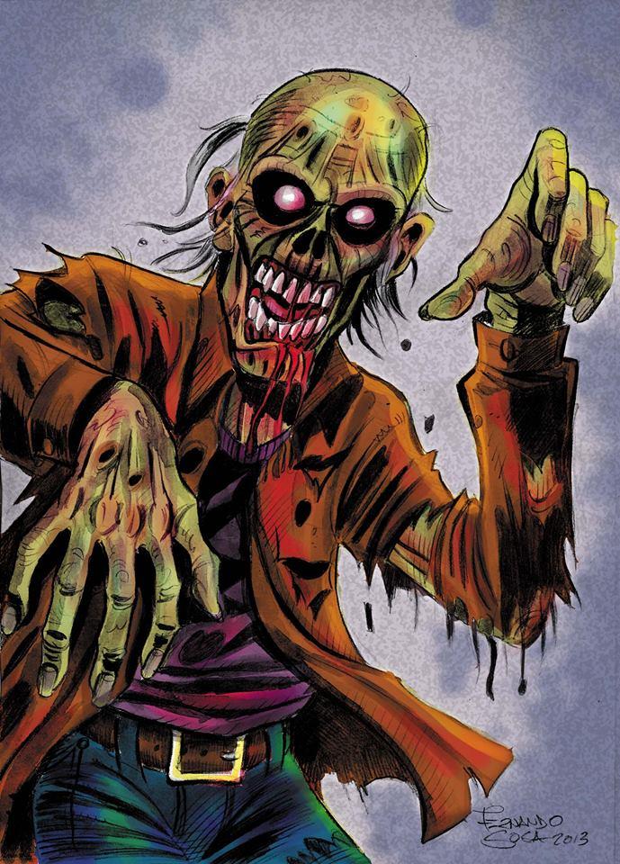 zombie para Mitos 3 by sapienstoonz
