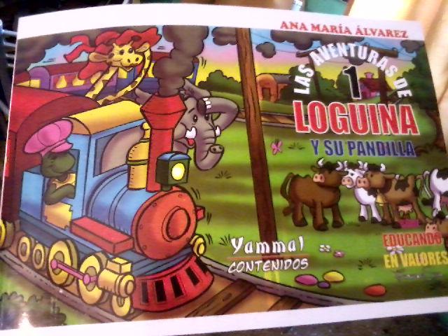 El libro de Loguina by sapienstoonz