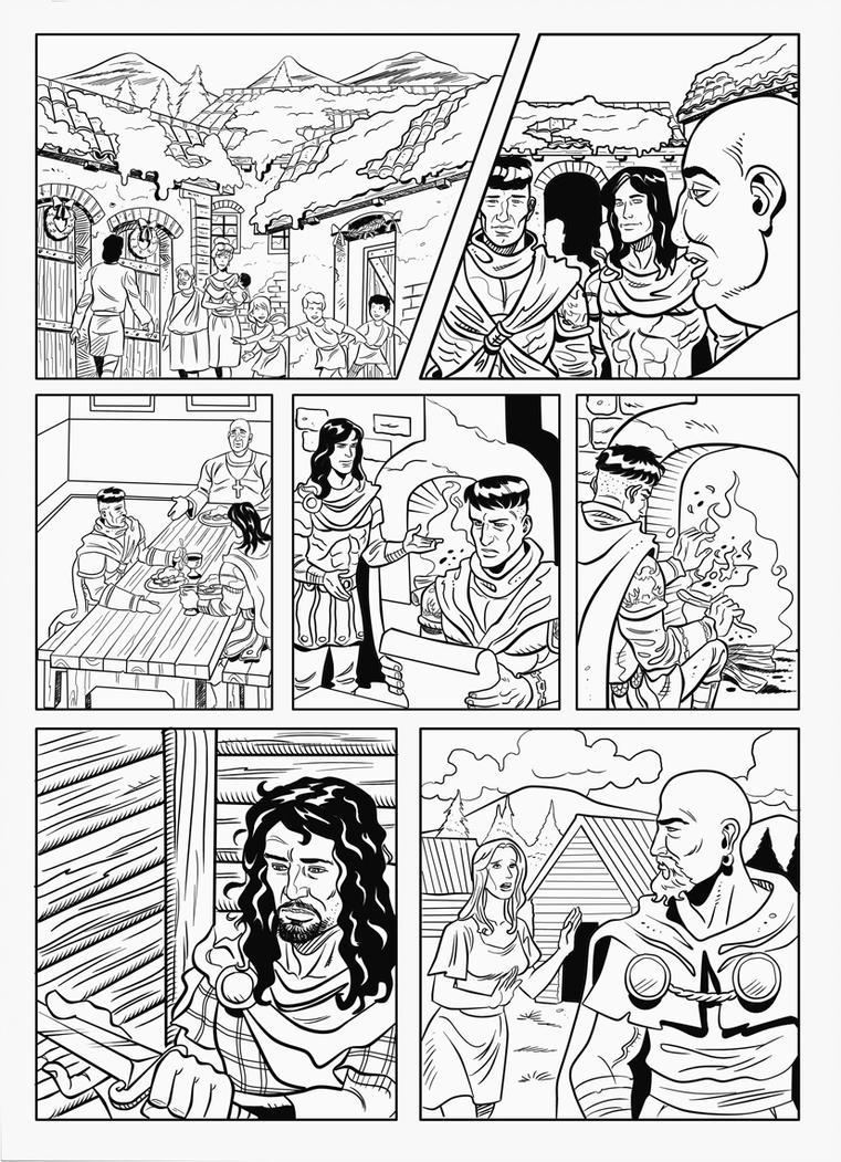 EITS page 4th book 4 by sapienstoonz