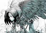 Alita battle angel fan art