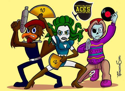 Aces Squad color