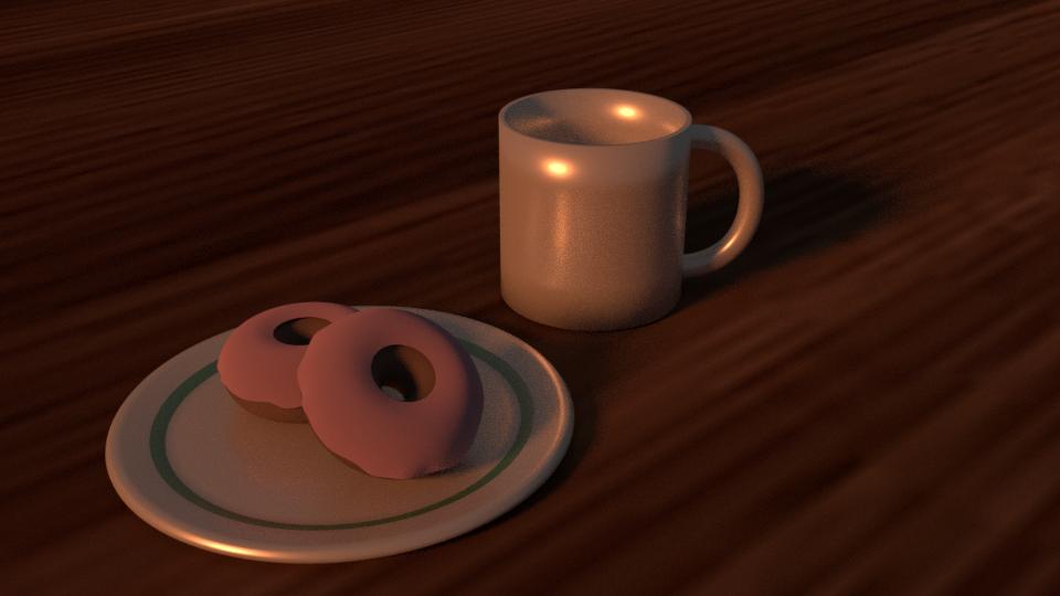 Donuts by Sagirou