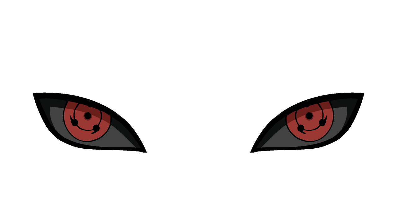 Edo Sharingan By DarkRoseIV On DeviantArt