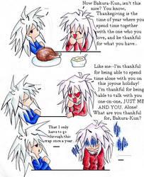 I'm thankful for.... by kaya-kioko