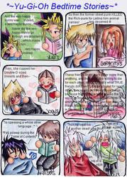 YGO Bedtime stories by kaya-kioko