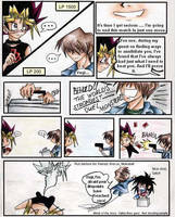Kaiba's ULTIMATE weapon by kaya-kioko