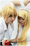 Vocaloid - Len and Rin