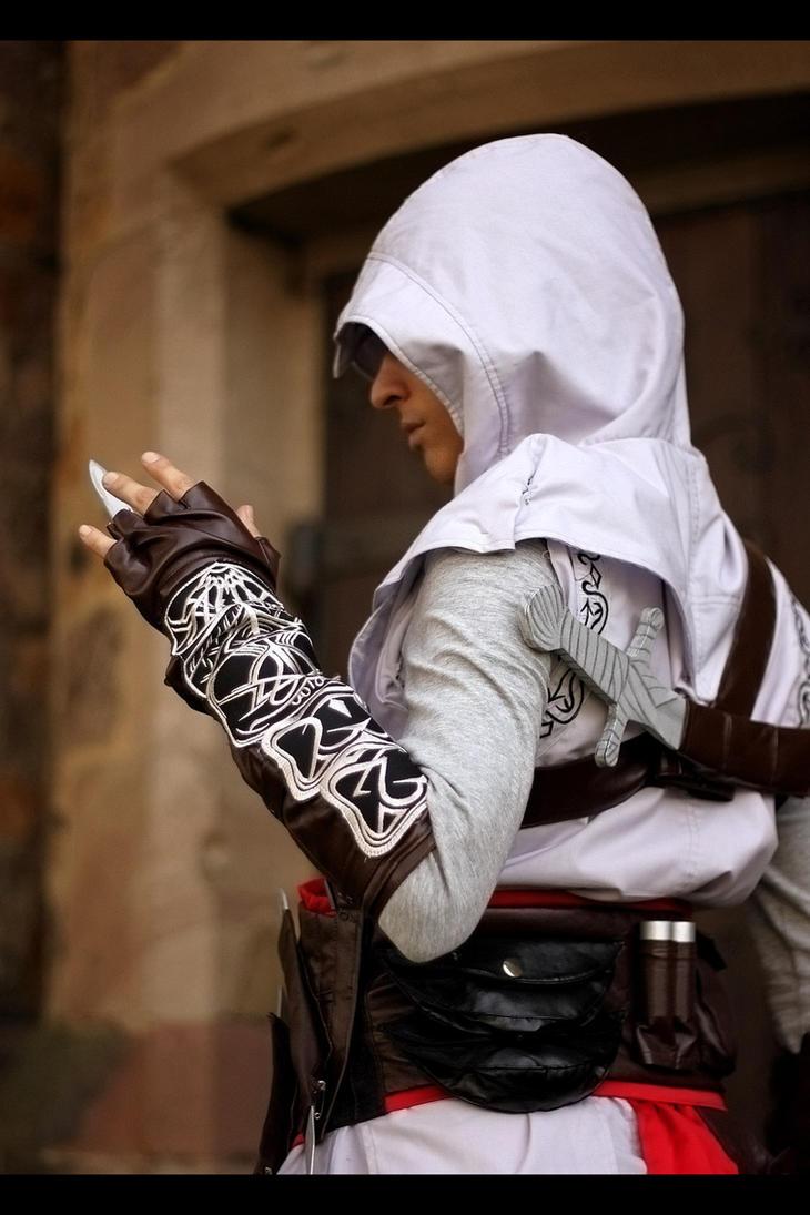Altair Ibn-La'Ahad by xXMoonlilXx