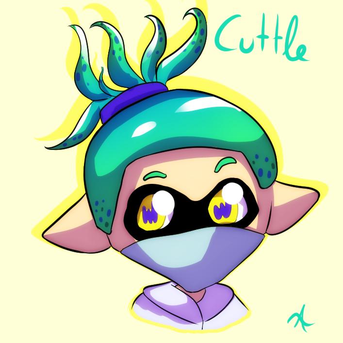 Cuttle - Splatoon Icon request by indorak