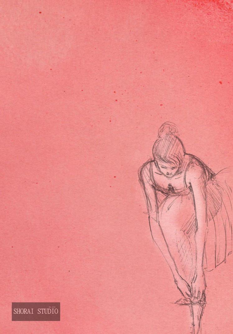Ballerina by Quillstudio