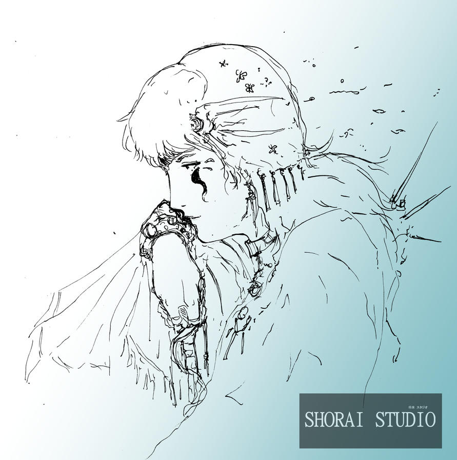 Amano style by Quillstudio