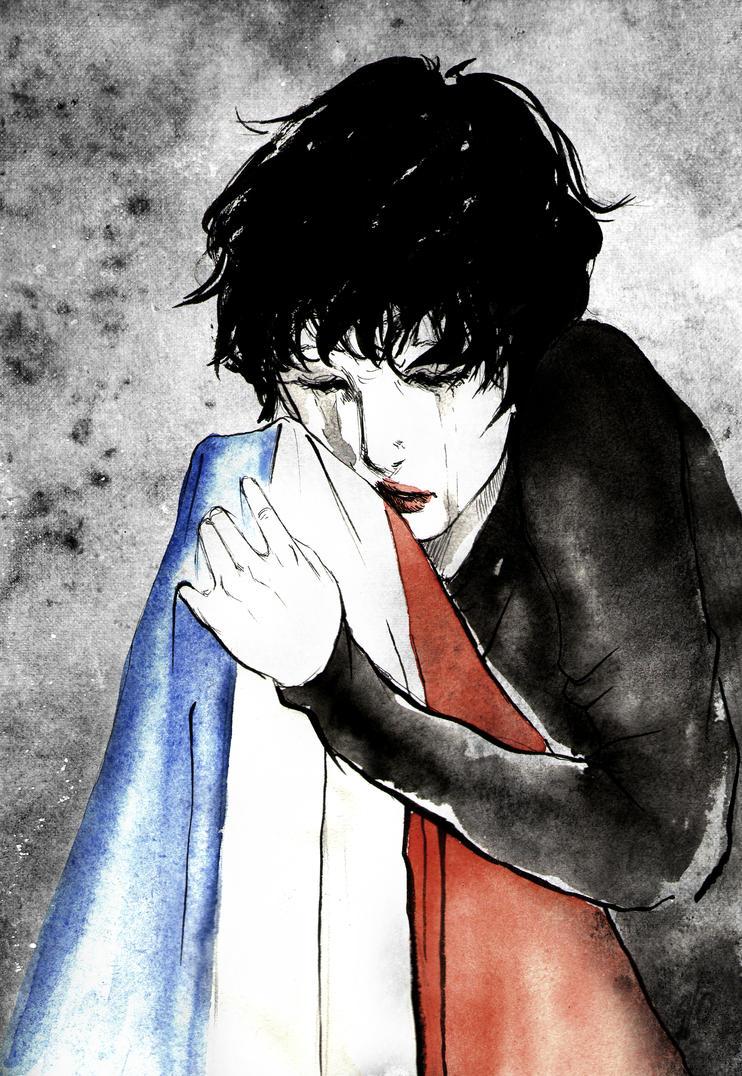 Francia by Quillstudio
