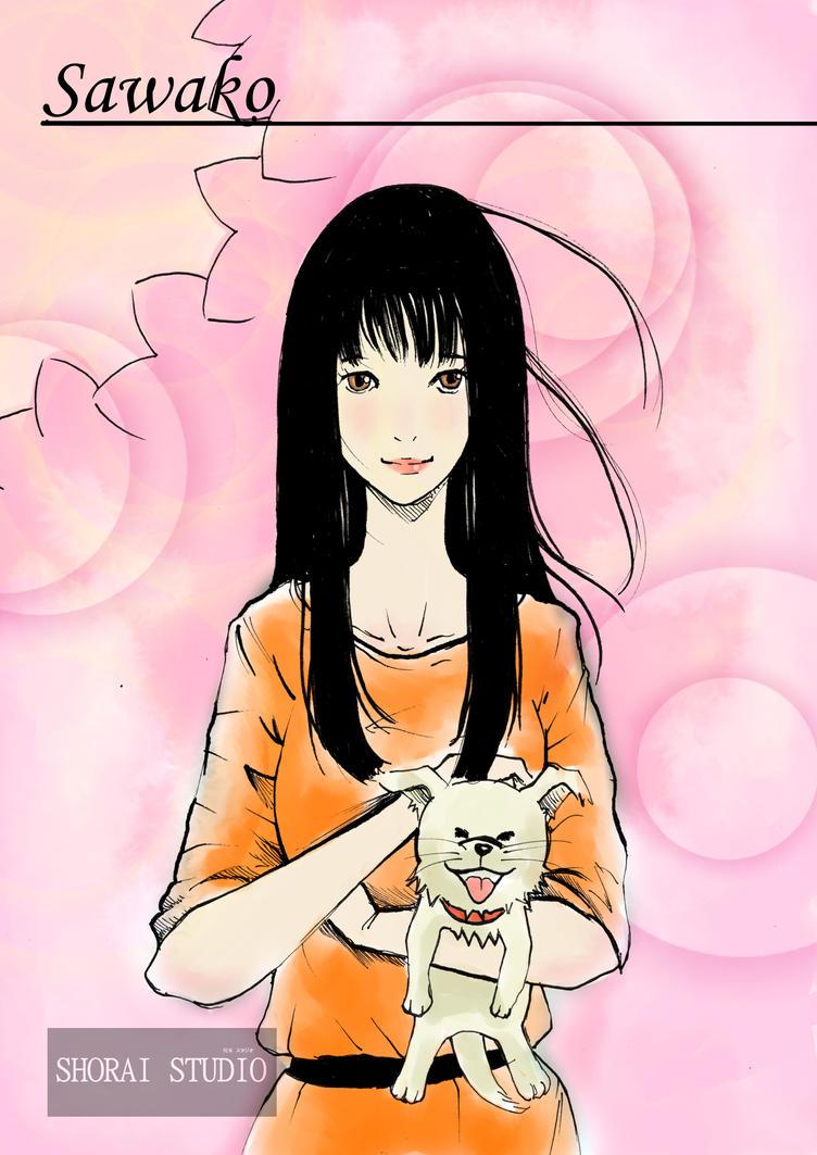 Sawako by Quillstudio