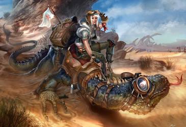 Desert-Punk by Rayph