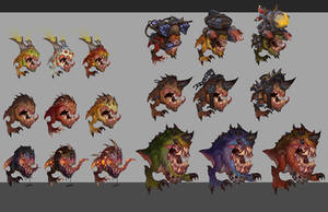 squig sheet by Rayph
