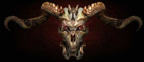 Icon of Sin Tribute Art to Doom by Rayph