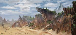 Elder Scrolls online concept art