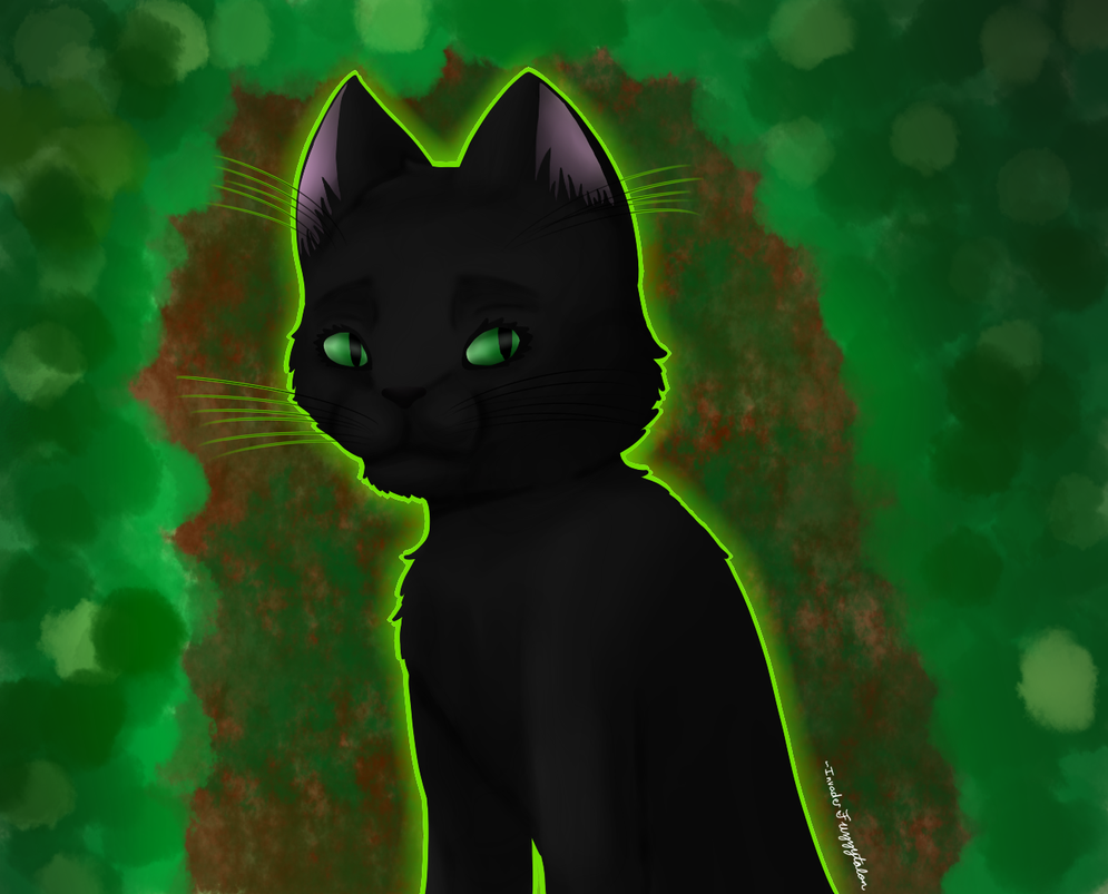 Hollyleaf by InvaderFuzzytalon