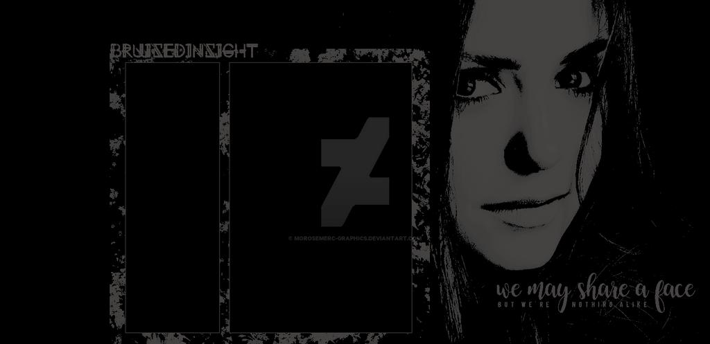 Tumblr Theme Background - Nina Dobrev by morosemerc-graphics on