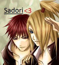 Sadori... not mine though by Kaida-Okibi