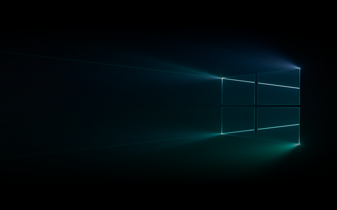 Dark Harmony Windows 10 Wallpaper By MinderiaYoutuber