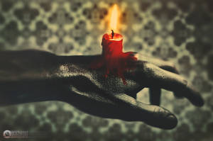 last flame of hope by all17