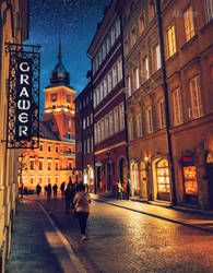 Warsaw - Old Town by all17