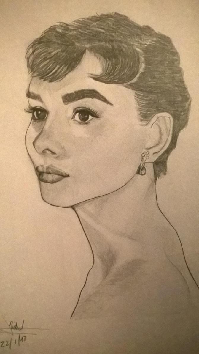 Audrey_Hepburn_by riberma by riberma