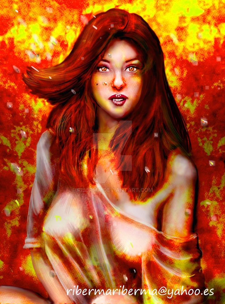 Firestorm by riberma