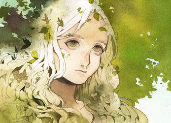 The Girl of  Hundred Poisonous Weeds by kaizbow