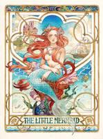 Little Mermaid by kaizbow