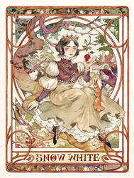 Snow White by kaizbow