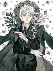 Black Christmas by kaizbow