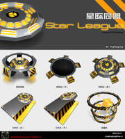 Icons-Star League by yingfengling-FL