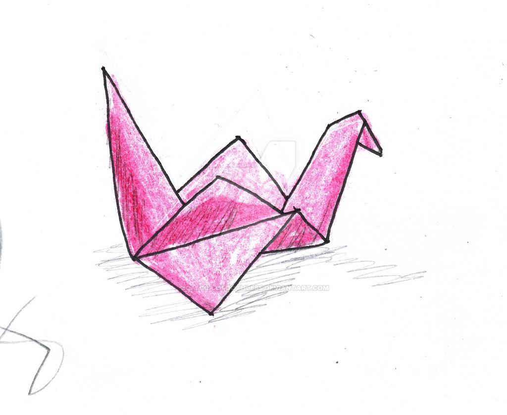 Origami Crane Images, Stock Photos & Vectors | Shutterstock | 839x1024